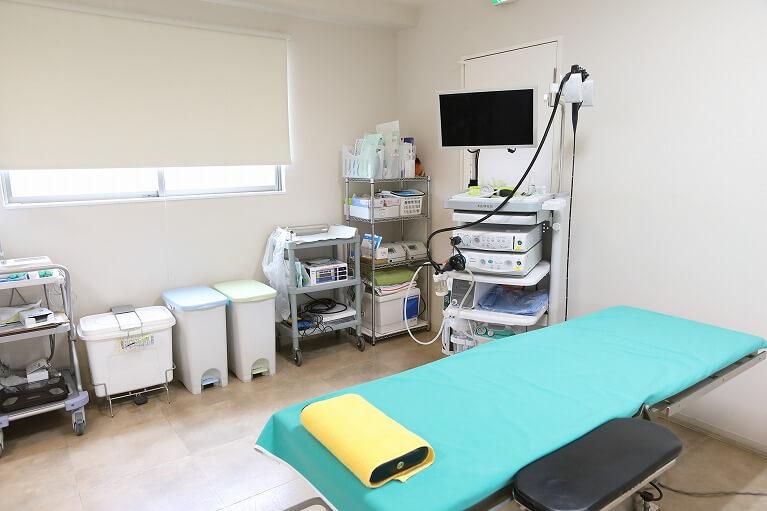 服部クリニックでは、お忙しい方に胃カメラと同時に大腸カメラも可能